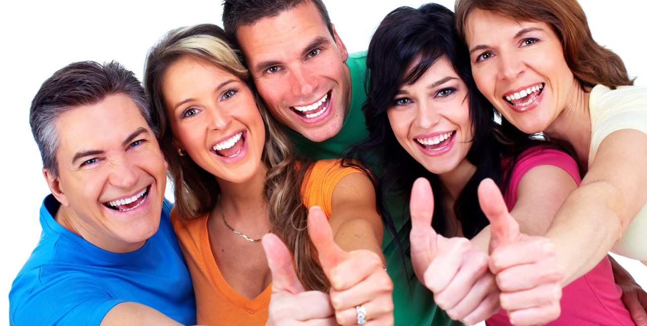 happy-mortgage -brokers-and-their-customers